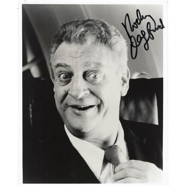 Rodney Dangerfield signed photo