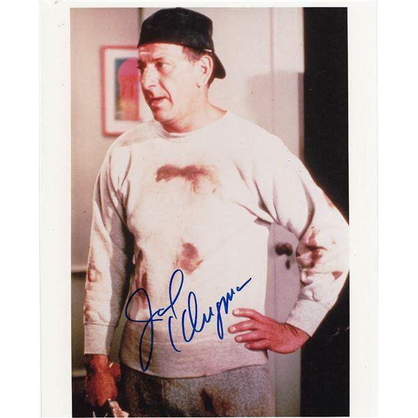 The Odd Couple Jack Klugman signed photo