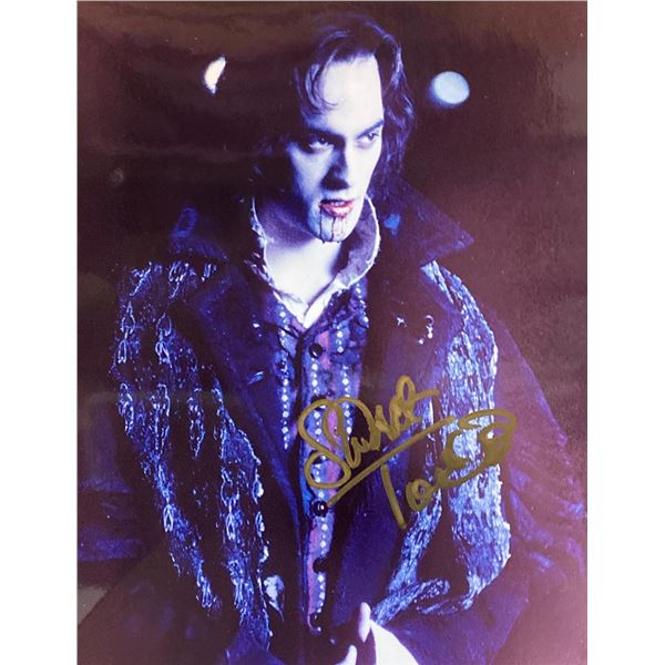 Queen of the Damned Stuart Townsend signed movie photo
