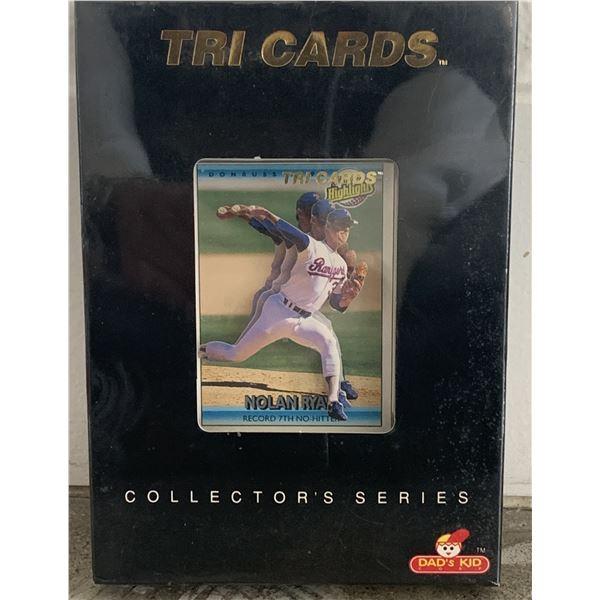 Nolan Ryan Collector's Series baseball card