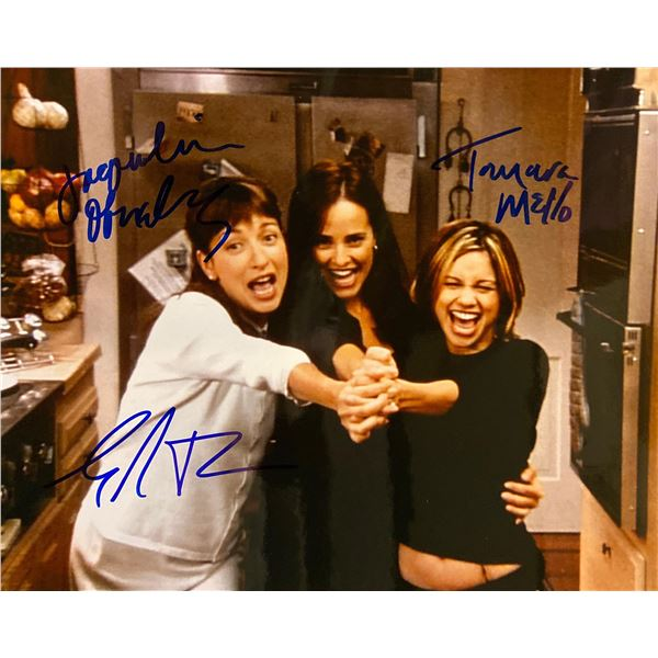 Tortilla Soup cast signed movie photo