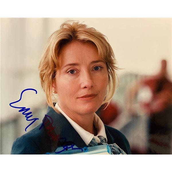 Last Chance Harvey Emma Thompson signed movie photo