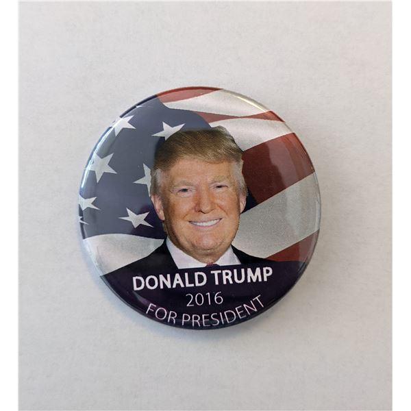 Donald J. Trump 2016 Campaign Pin