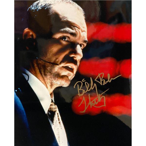 Armageddon Billy Bob Thornton signed movie photo