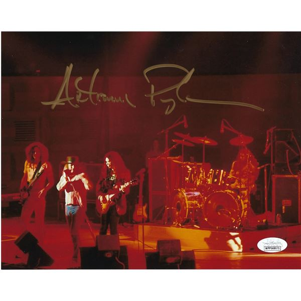 Lynryd Skynrd band member Artimus Pyle signed photo