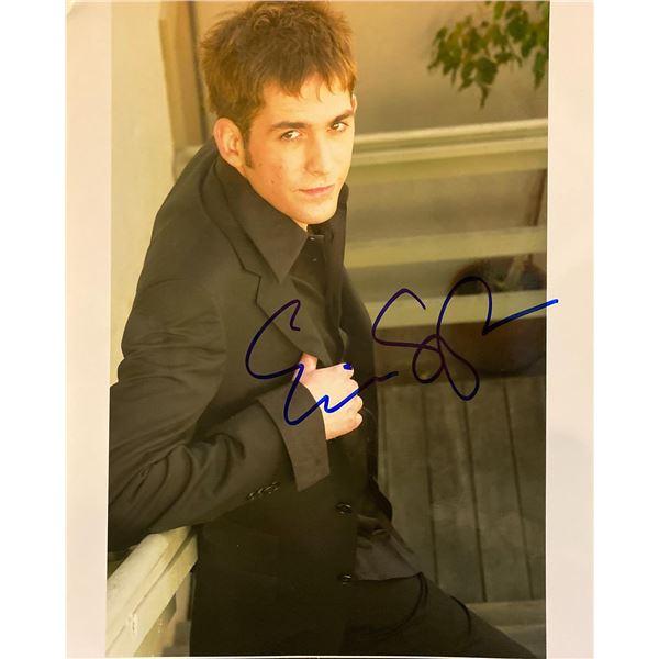 CSI: Crime Scene Investigation Eric Szmanda signed photo