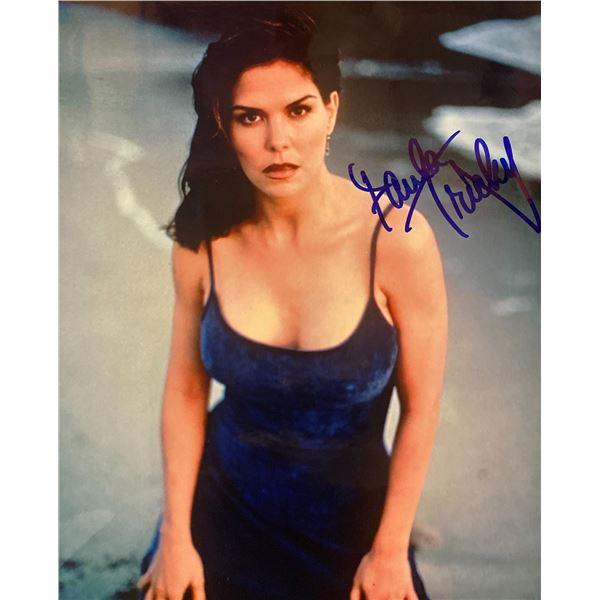 Paula Trickey signed photo
