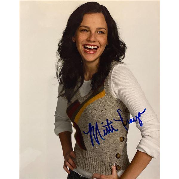 Misti Traya signed photo
