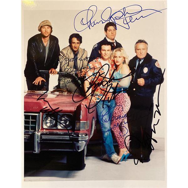 True Romance cast signed movie photo