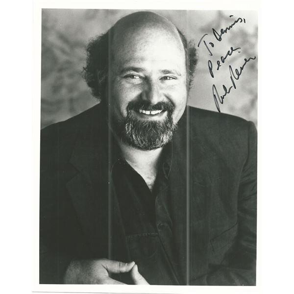 Rob Reiner signed photo