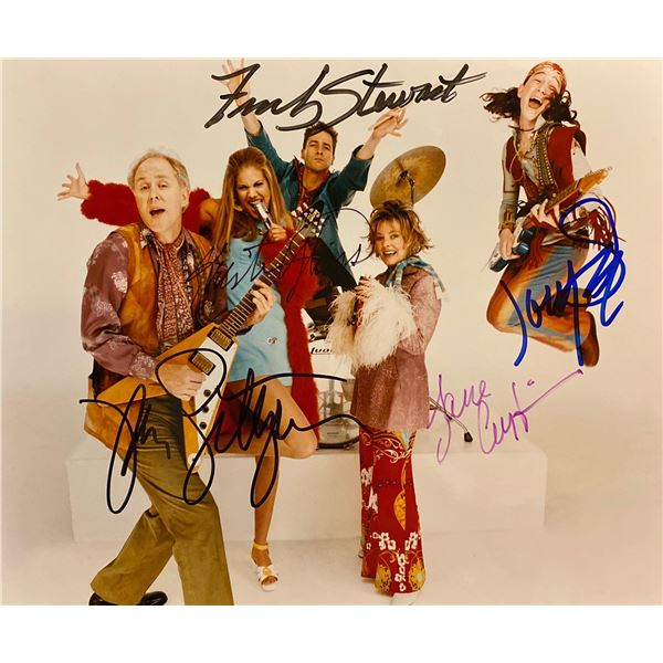 3rd Rock from the Sun cast signed photo