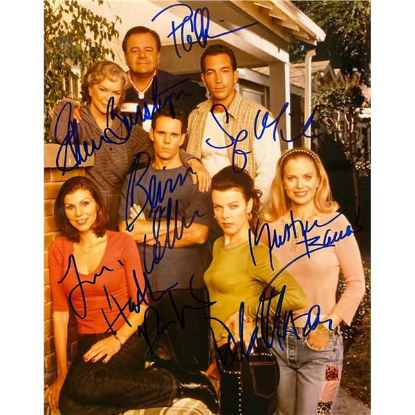 That's Life cast signed photo