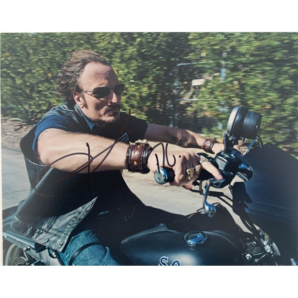 Kim Coates Sons of Anarchy signed photo