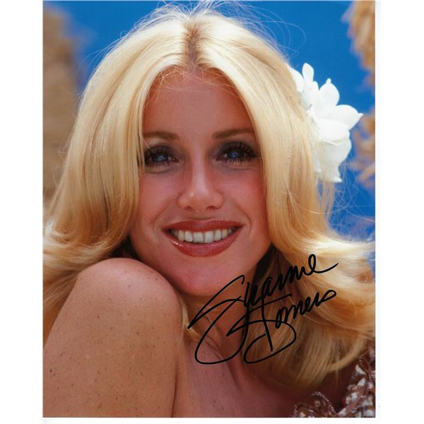 Suzanne Somers signed photo