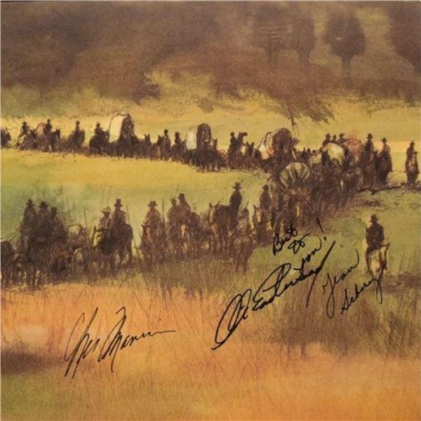 """Clint Eastwood Signed original """"Paint Your Wagon"""" """"soundtrack album"""