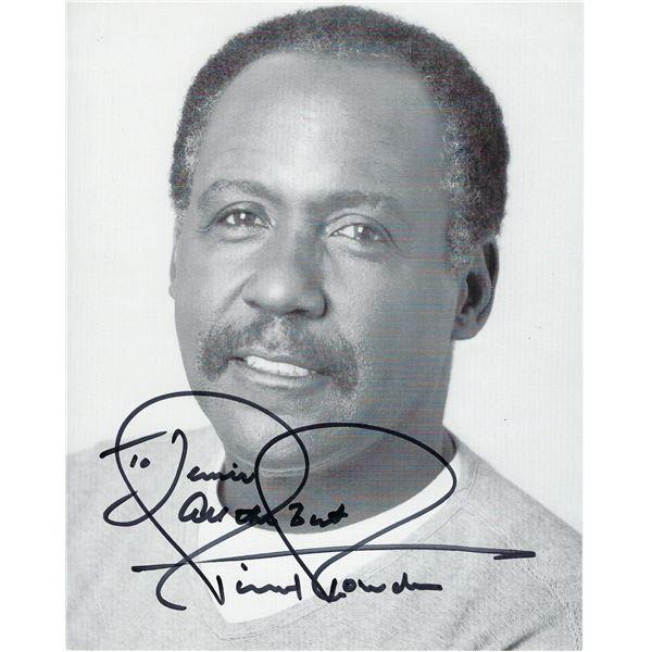 Richard Roundtree signed photo