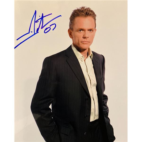 Christopher Titus signed photo