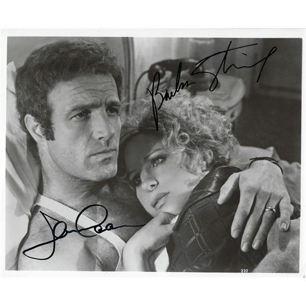 Funny Lady cast signed photo