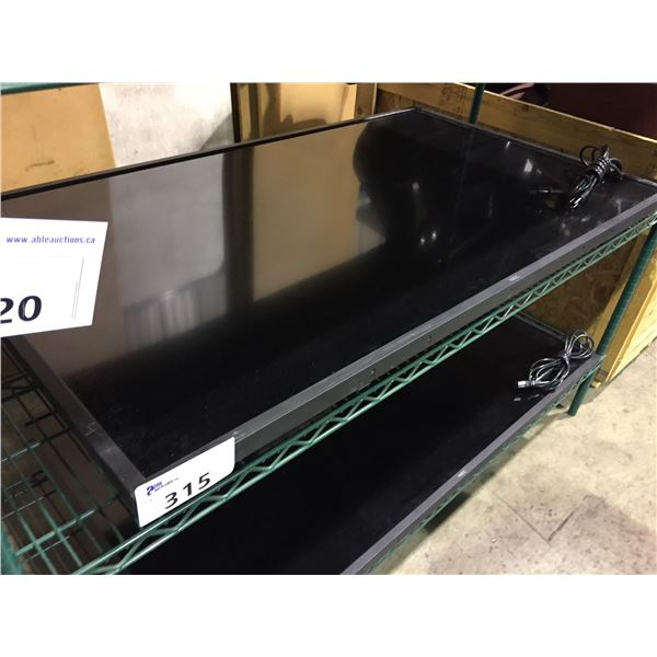 """NEC V552 55"""" COMMERCIAL LED TV SIGNAGE/DISPLAY WITH POWER CABLE (NO REMOTE)"""
