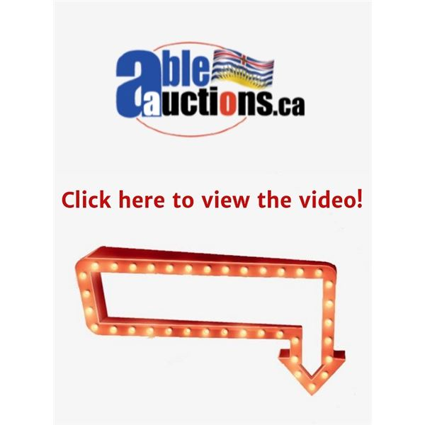 VIDEO PREVIEW -  INDUSTRIAL AND CONTAINERS AUCTION