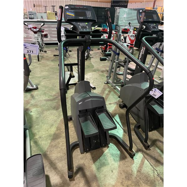 LIFE FITNESS 9500HR COMMERCIAL SELF POWERED STAIR STEPPER MACHINE (NEEDS REPAIRS)