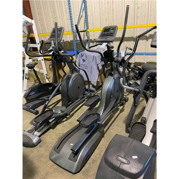 VISIONS FITNESS HRT X6600HRT5 COMMERCIAL ELLIPTICAL CROSS TRAINER ( FOR PARTS & REPAIRS )