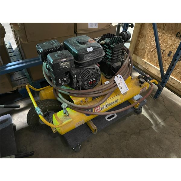 CH EXTREME MOBILE 5.5HP 8GAL COMPACITY 125PSI GAS POWERED AIR COMPRESSOR