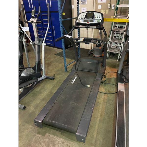CYBEX PRO COMMERCIAL TREADMILL WITH DISPLAY