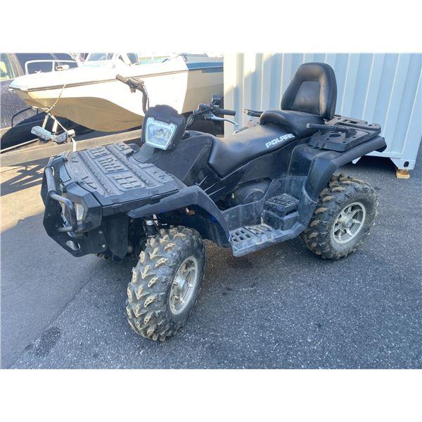 2009 POLARIS ATV VIN 4XADN76A29A535700