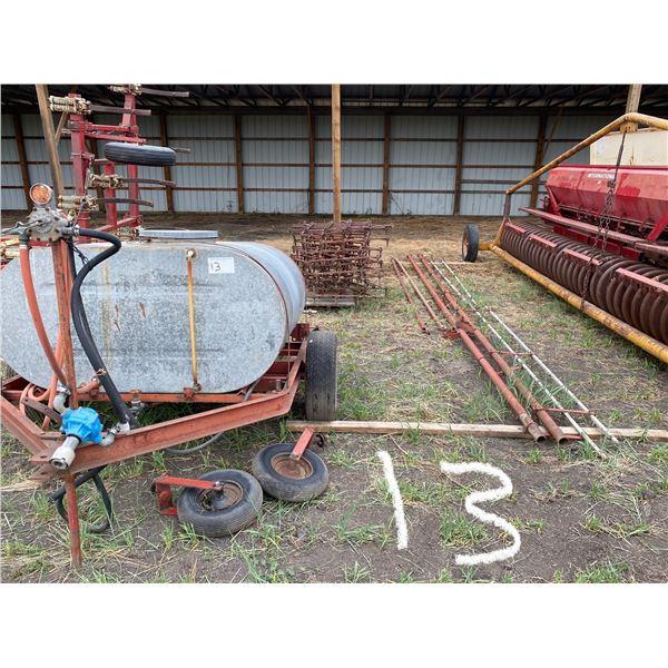 Inland Grain Sprayer Tank