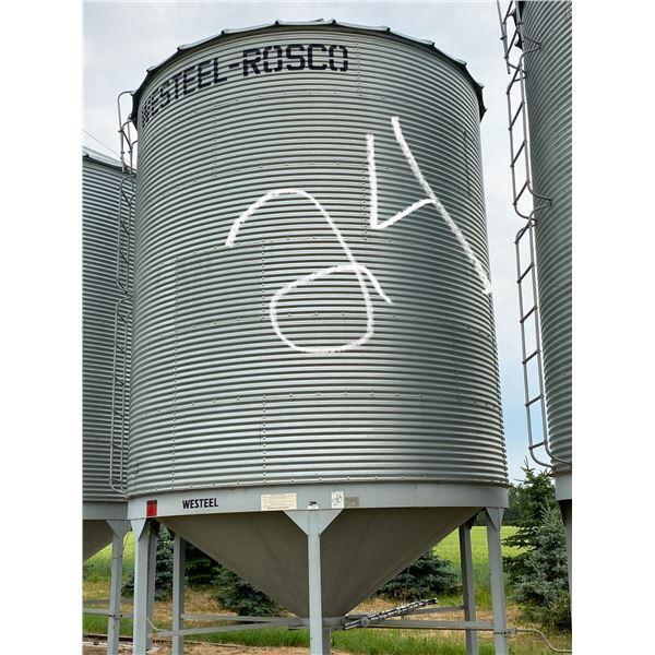 Westell Rosco 6 Ring H. Bottom Bin w/Westell Base