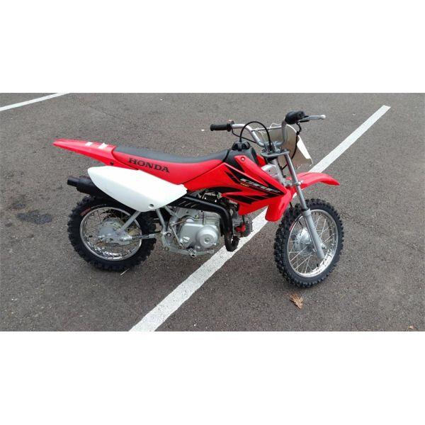 2004 HONDA CRF70R
