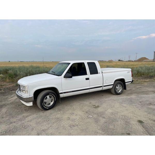 1998 GMC SIERRA EXTENDED CAB