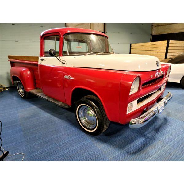1957 DODGE FARGO F100