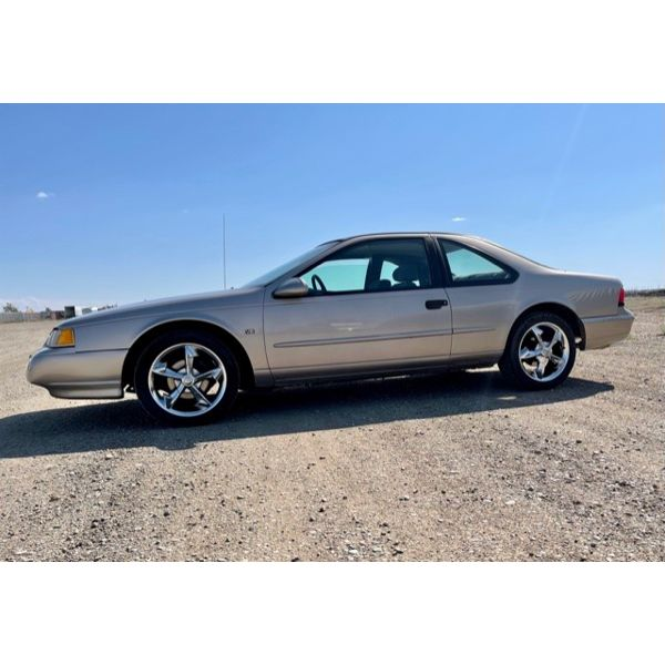 NO RESERVE! 1995 FORD THUNDERBIRD LX COUPE
