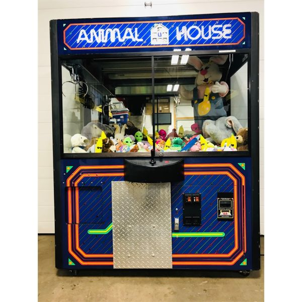 "NO RESERVE!!  60"" Animal House Arcade"