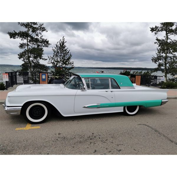 1959 FORD THUNDERBIRD LOW MILE