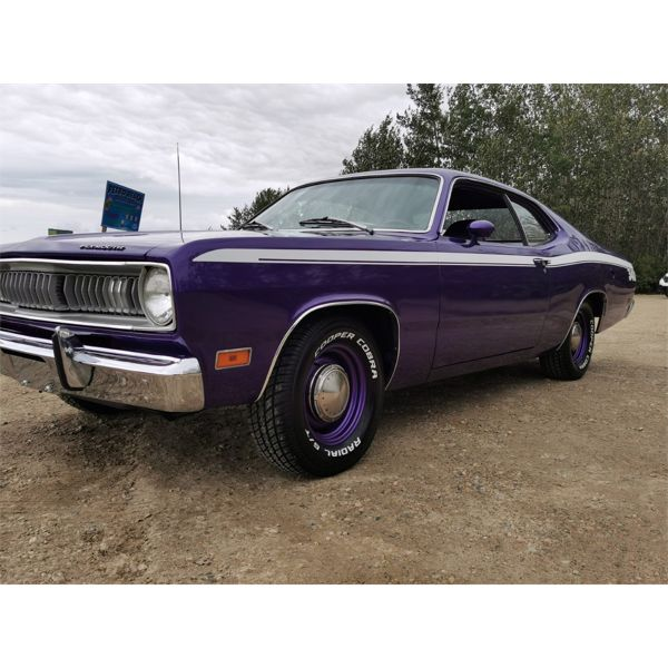1971 PLYMOUTH DUSTER 340 WEDGE 4 SPEED