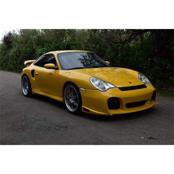 2003 PORSCHE 911 CARRERA 996