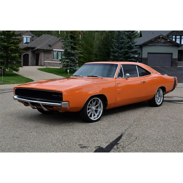 1968 DODGE CHARGER R/T CLONE