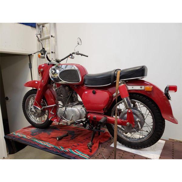 NO RESERVE! 1964 Honda Dream Touring 305cc Twin