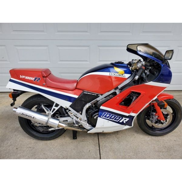 1986 Honda VF1000R Super Bike Cam Drive