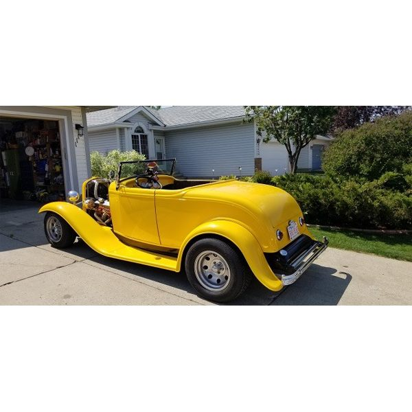 1932 FORD ROADSTER LOW MILE