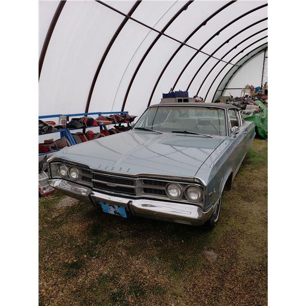 1967 MONACO 500