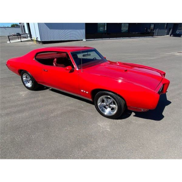 1969 PONTIAC GTO 400 BIG BLOCK