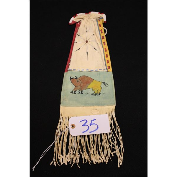 Plains Painted Pipe Bag