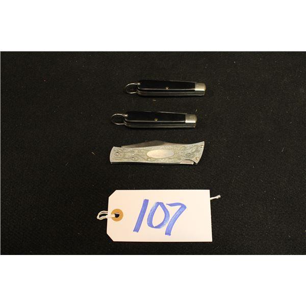 Camillus Pocket Knives
