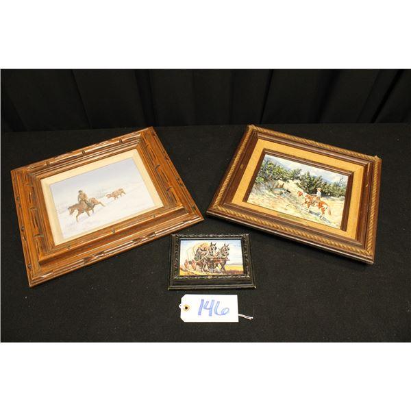 Orginal Western Paintings