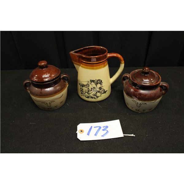 Buckeye Pottery