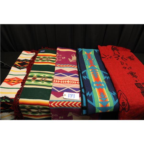 Pendleton Weavings